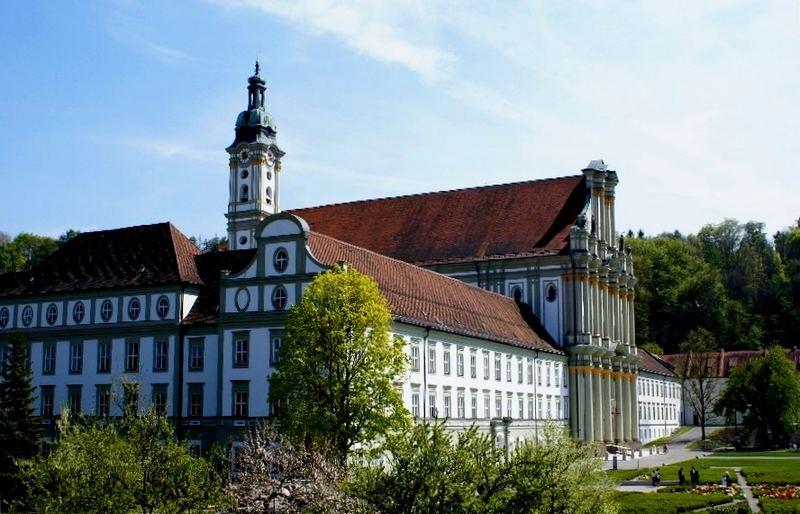 Die Klosterkirche Fürstenfeld (Fürstenfeldbruck)