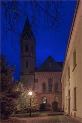 Die Klosterkirche Saarn