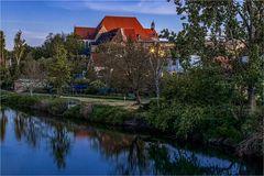 Die Klosterkirche von Nienburg