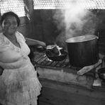 Die Köchin, die Los Chiles bekocht