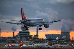 Die Kölner Fluggesellschaft