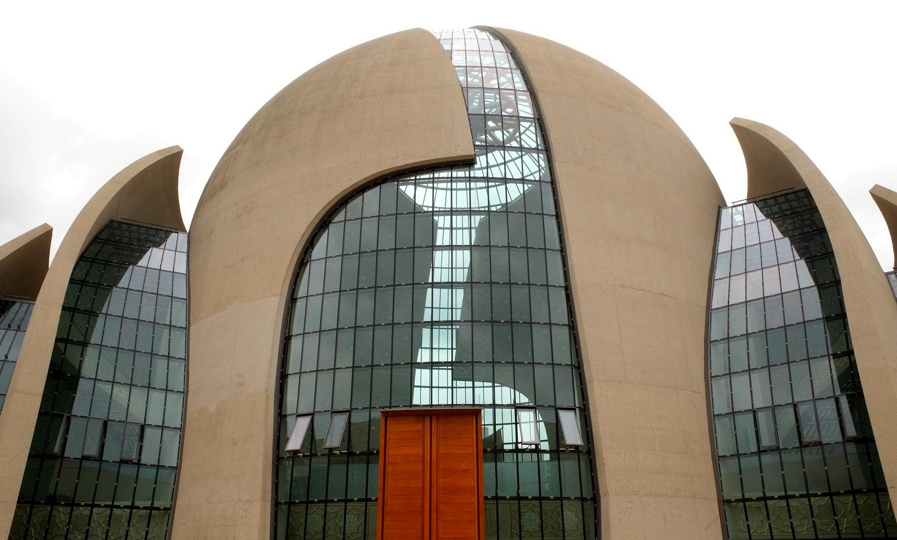 Die Kölner Moschee - Transparenz