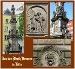 Die Kölner Sage von einer heißen Liebe