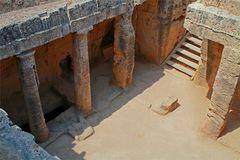 Die Königsgräber von Nea Paphos