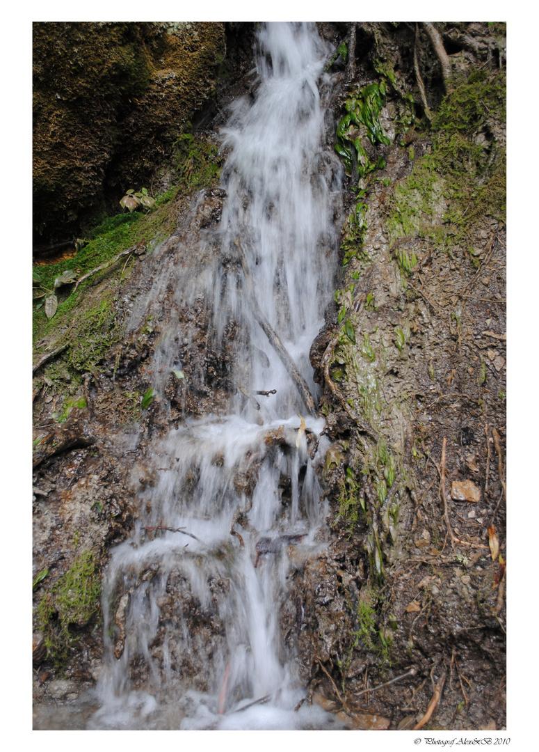Die Kraft des Wasser..