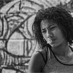 die kubanische Lady