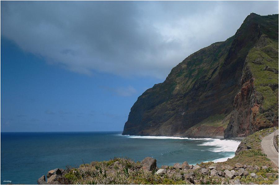 Die Küste bei Achadas da Cruz II
