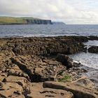 Die Küste des Burren nördlich von Doolin