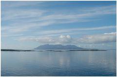 Die Küste Norwegens