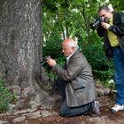 Die Kugel-Fotografenfreunde im Einsatz!