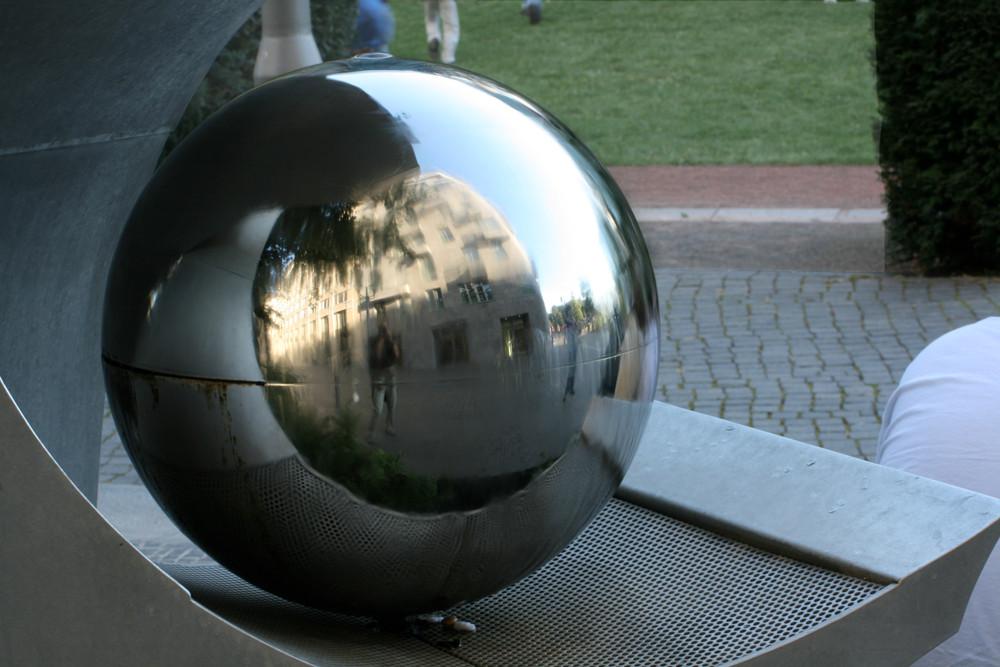 Die Kugel in Berlin