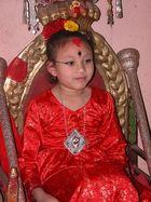 Die Kumari von Patan