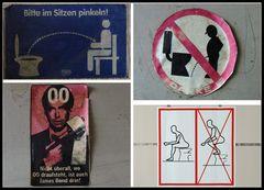 Die Kunst der Piktogramme..