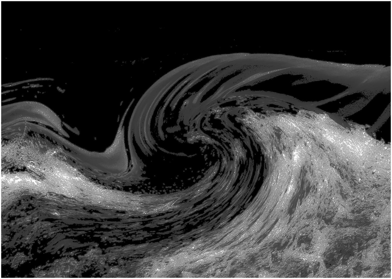 Die Kunst der Welle