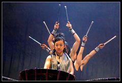 Die Kunst des Trommelns