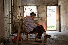 Die Kunsthandwerkerin