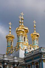 Die Kuppeln der Palastkirche