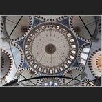 Die Kuppeln der Rüstem Pasa Camii