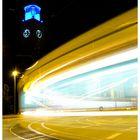 Die Kurve zum Goldbergplatz - GE-Buer
