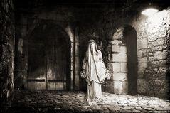 Die Lady von Pomeroy Castle