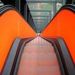 Die längste Rolltreppe Europas...