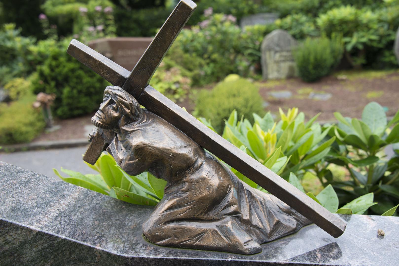 Die Last mit dem Kreuz