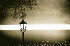 Die Laterne am See