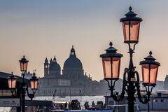 Die Laternen von Venedig