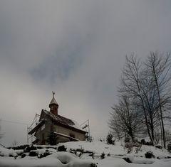 Die Laurentius-Kapelle - hoffnungsvoll