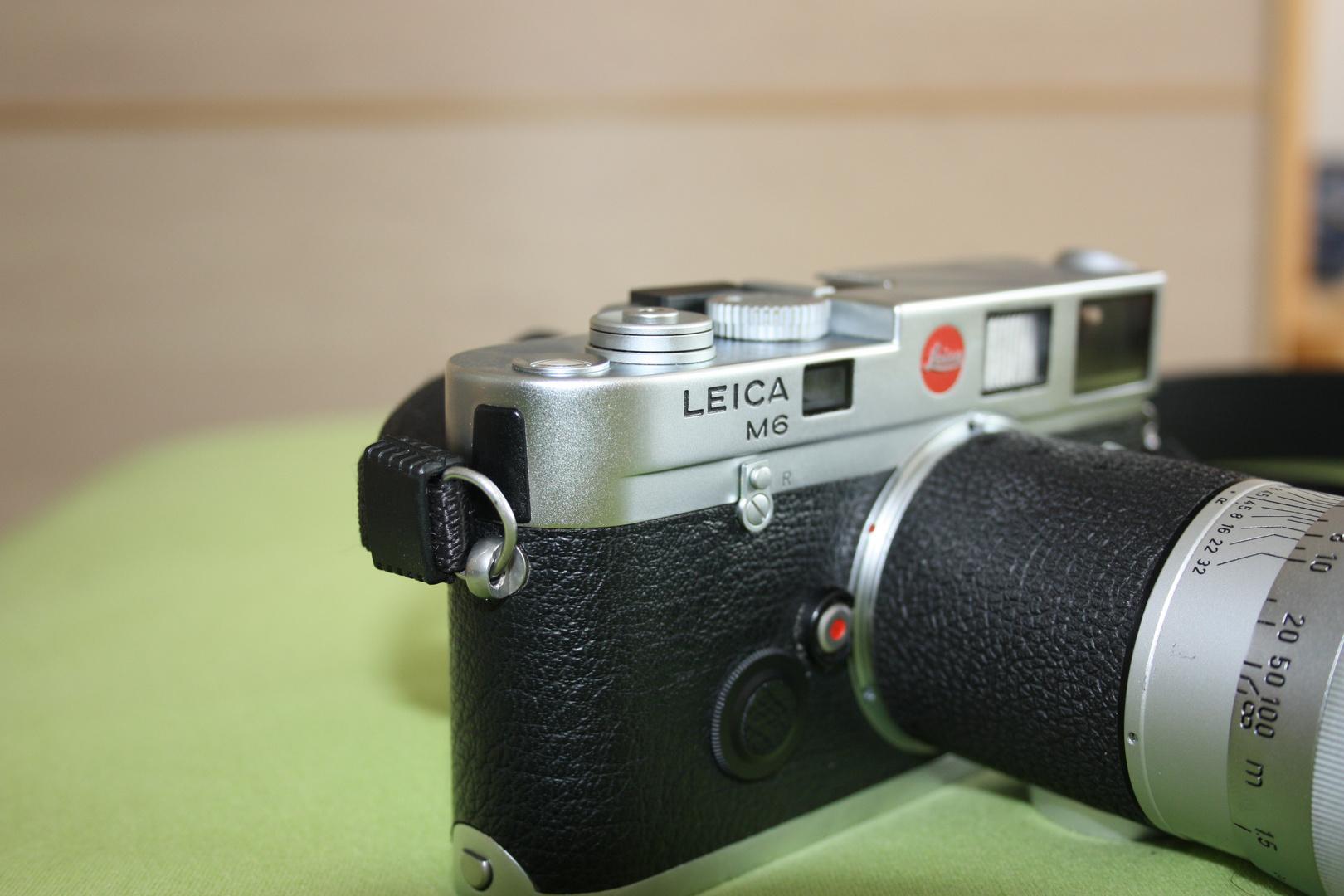 Die Leica M6 Titan