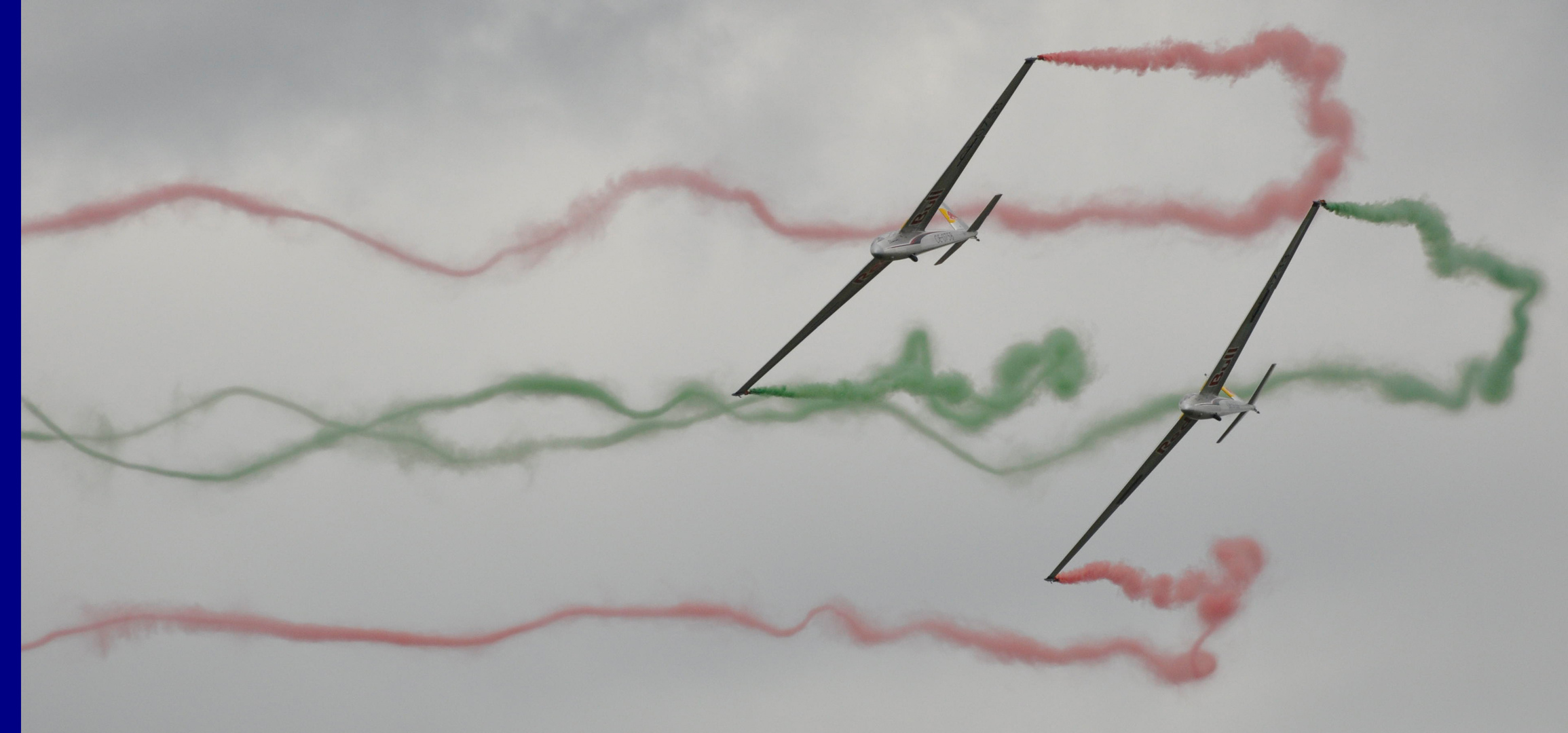 Die leisesten der Airpower 2011