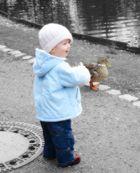 Die Leonie und die Ente