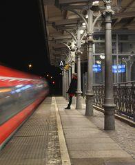 Die letzte Bahn...