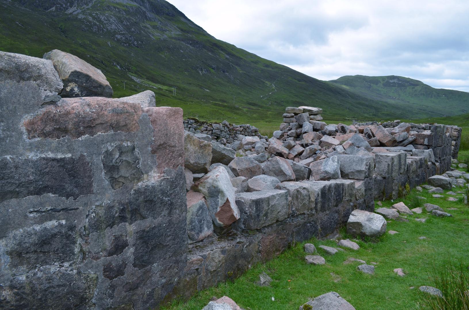 Die letzte Etappe - West Highland Way