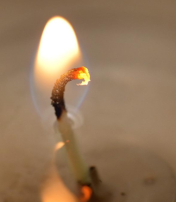 Die letzte Kerze
