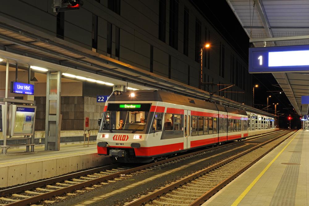 Die letzte Lokalbahn