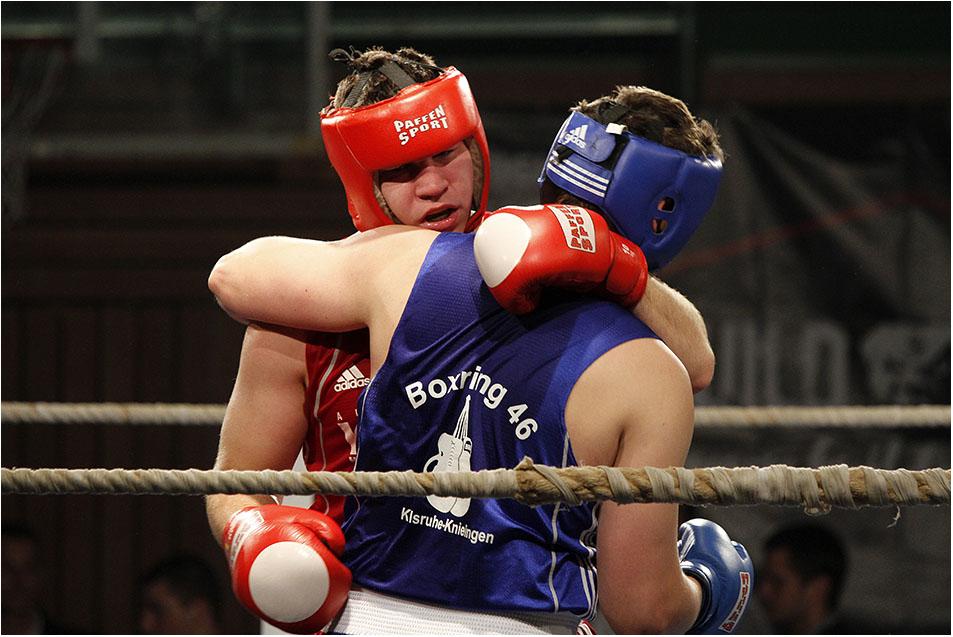Die letzten Bilder von meiner Serie ,,Boxkampf``
