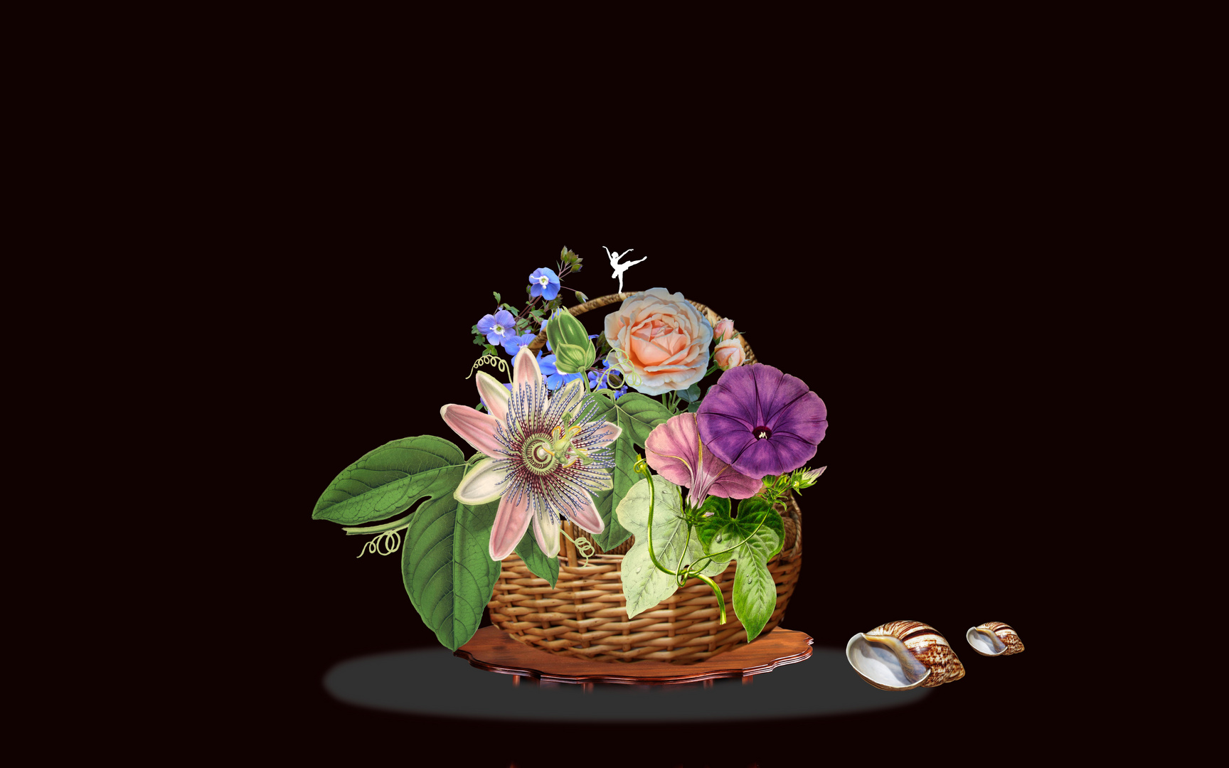 Die letzten Blumen..fast..