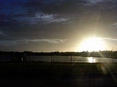 Die letzten Minuten Sonne