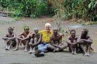 Die Leute von Yakel/ Insel Tanna
