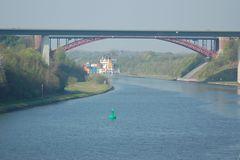 Die Levensauer Hochbrücken