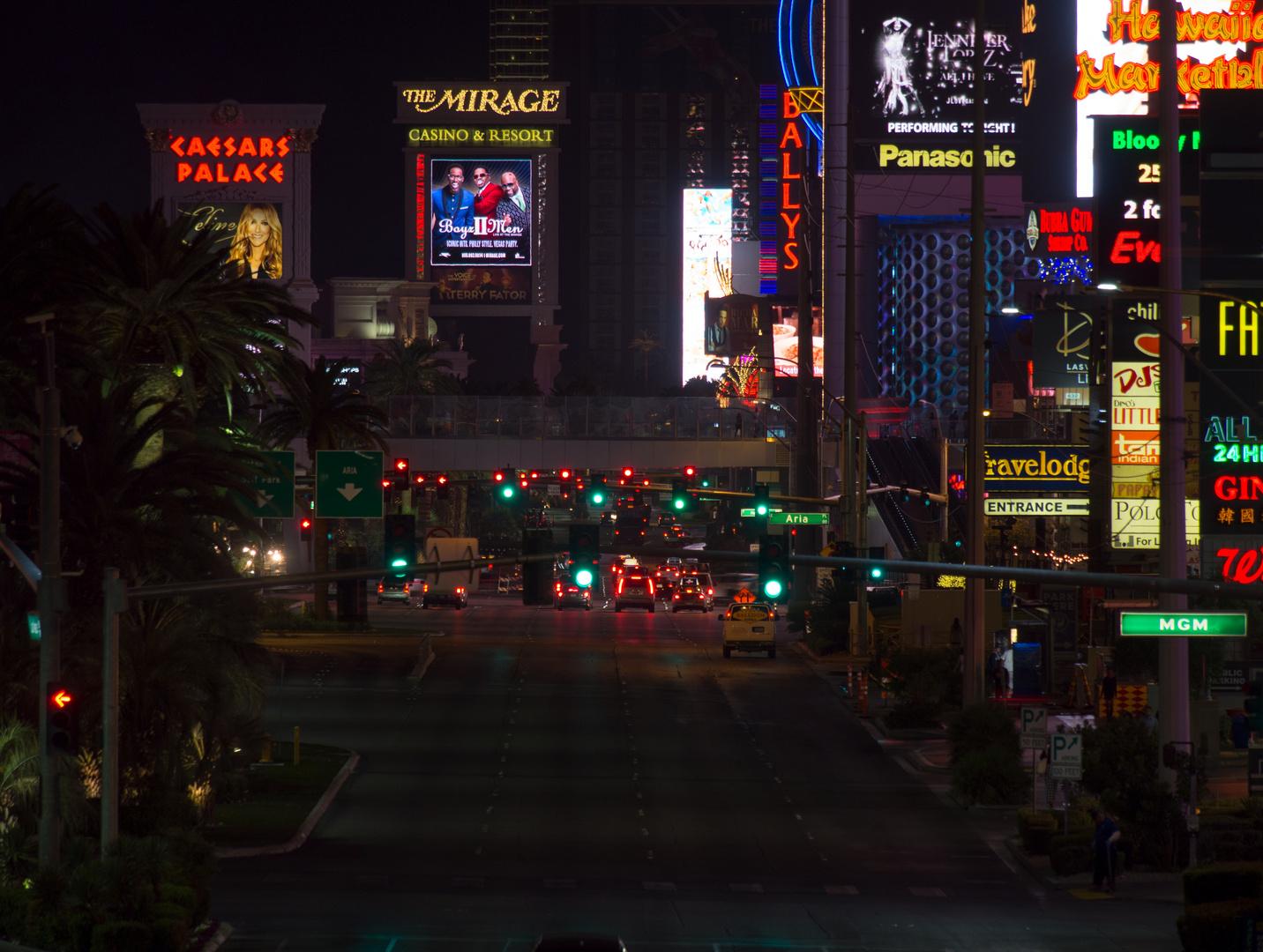 Die Lichter der Sin City