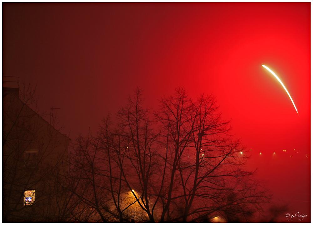 ...die Lichter vor meinem Fenster IV
