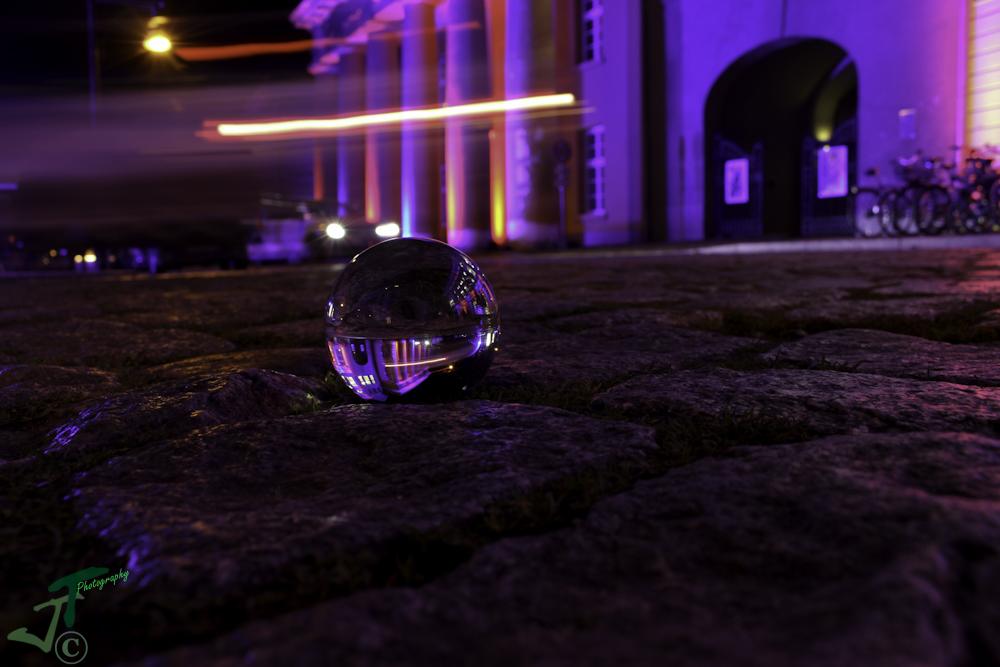 Die Lichtwoche in der Kugel
