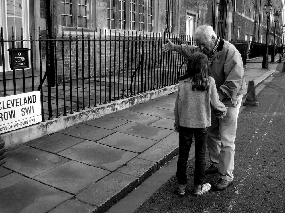 Die Liebe eines Großvaters