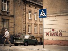 Die Liebe zu Minka