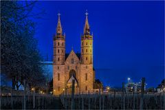 Die Liebfrauenkirche in Worms