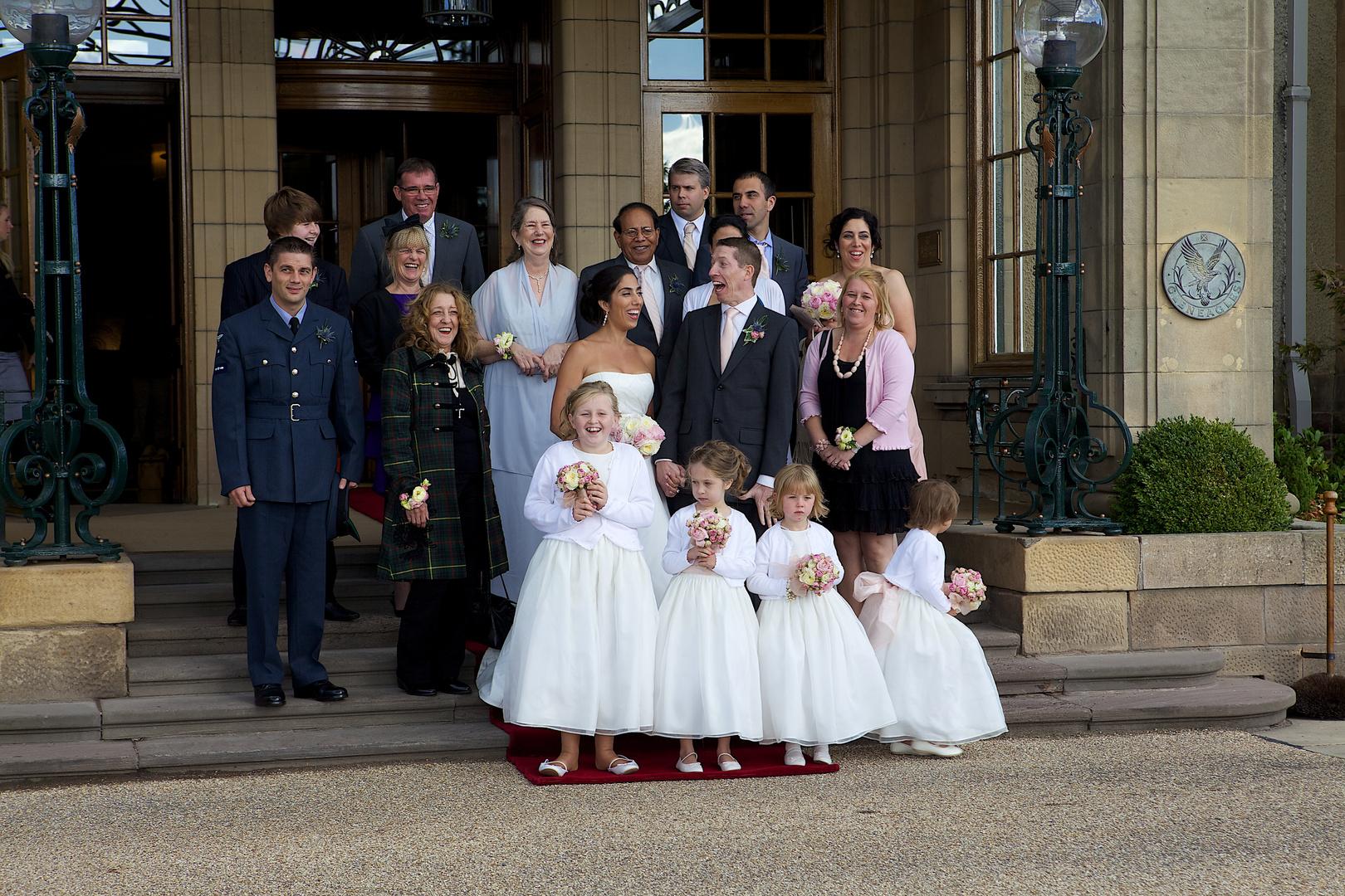 Die Lustige Hochzeit Foto Bild Hochzeit Trash The Dress