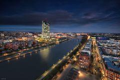 Die LZB von Frankfurt