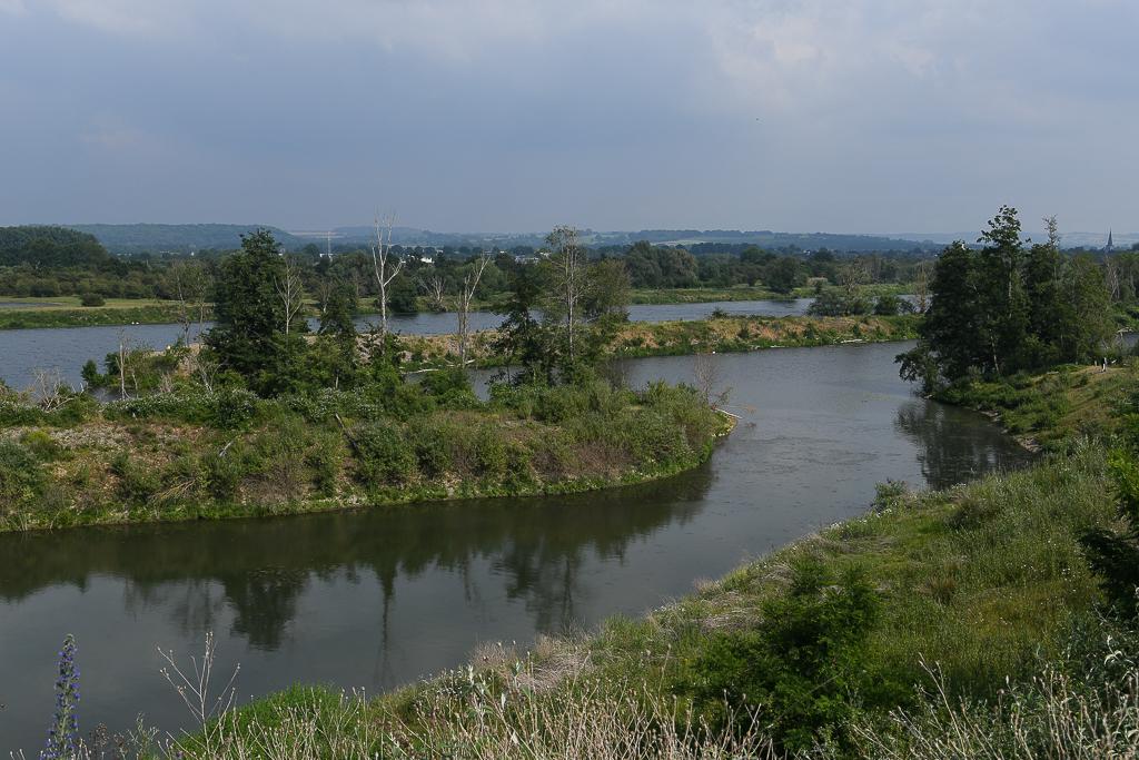 Die Maas bei Lanaye (B)